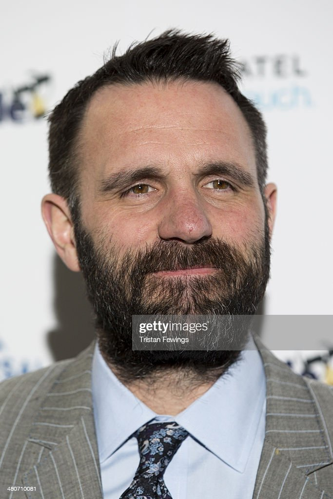 Shaun Keaveny attends the Chortle Awards at Ministry Of Sound on March 26, 2014 in London, England.