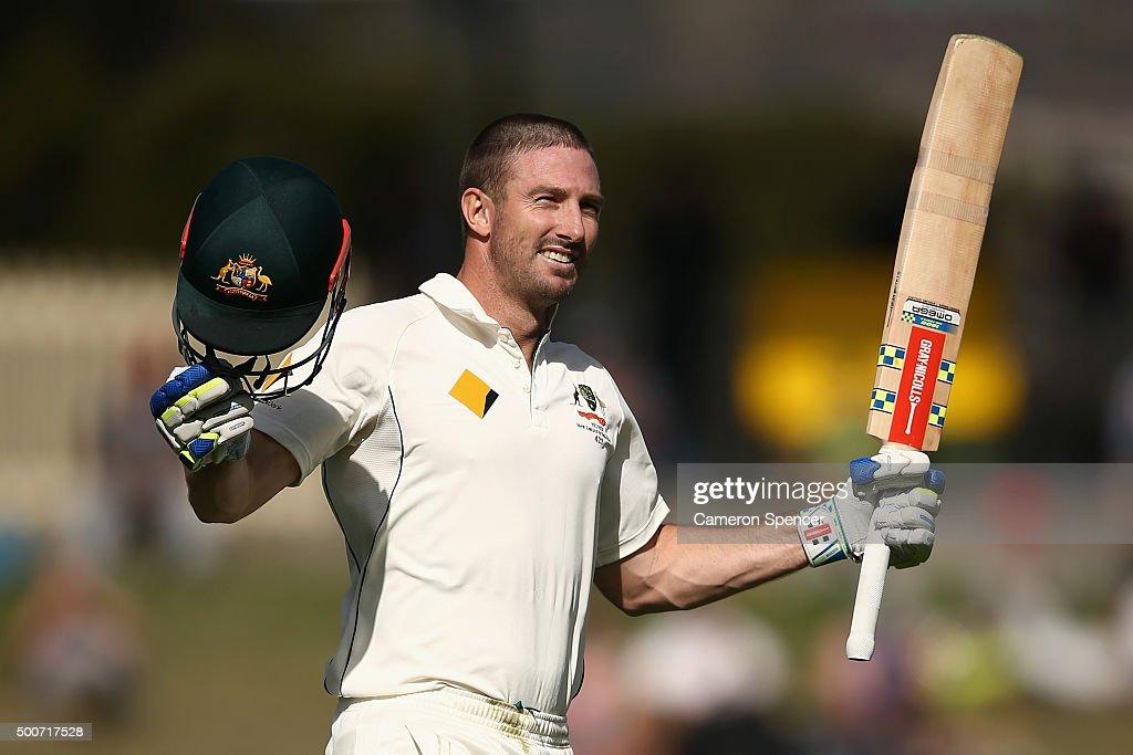 Australia v West Indies - 1st Test: Day 1
