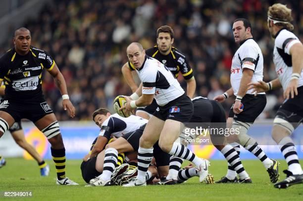 Shaun PERRY La Rochelle / Brive 10e journee Top 14