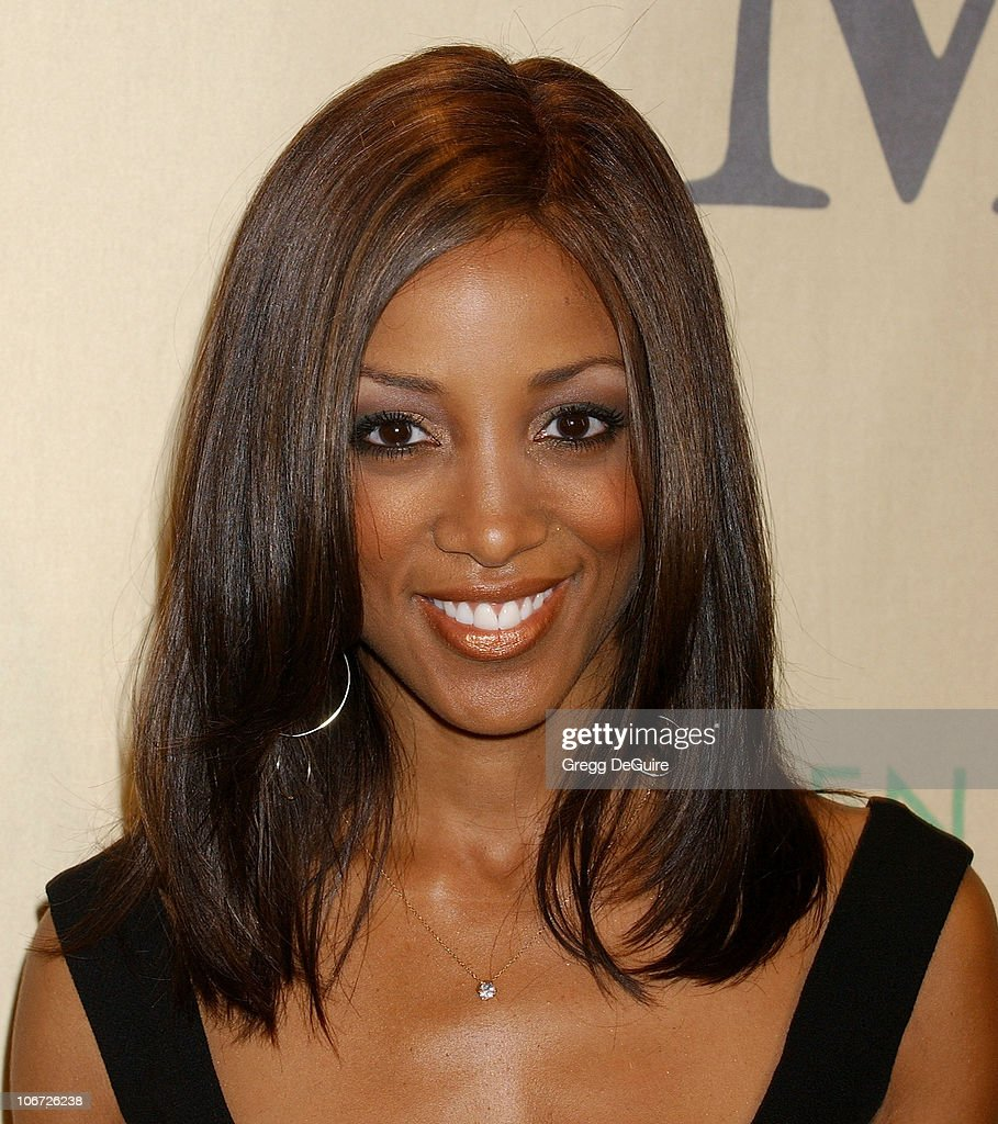 Shaun Robinson during 'A Family Affair Women in Film Celebrates the Paltrow Family' with 2004 Crystal Lucy Awards Arrivals at The Westin Century...