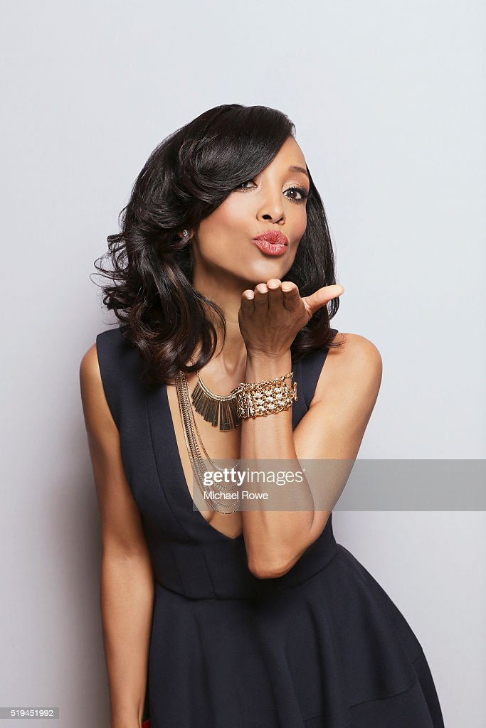 Shaun Robinson is photographed at the 2016 Black Women in Hollywood Luncheon for Essence.com on February 25, 2016 in Los Angeles, California. (Photo by Michael Rowe/Contour by Getty Images)Keke Palmer is photographed at the 2016 Black Women in Hollywood Luncheon for Essence.com on February 25, 2016 in Los Angeles, California.