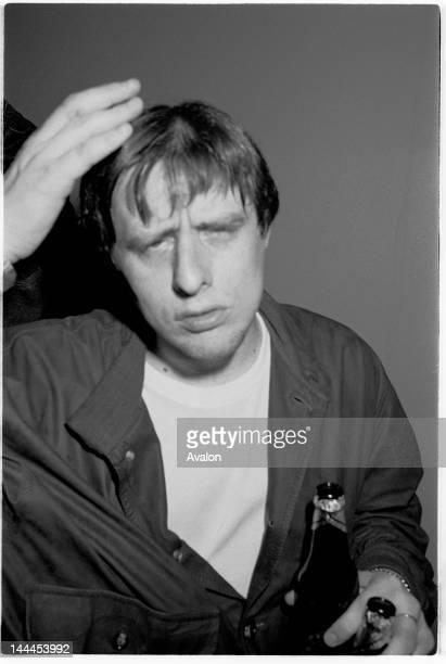 Shaun Ryder at The Hacienda Manchester 10th May 1991
