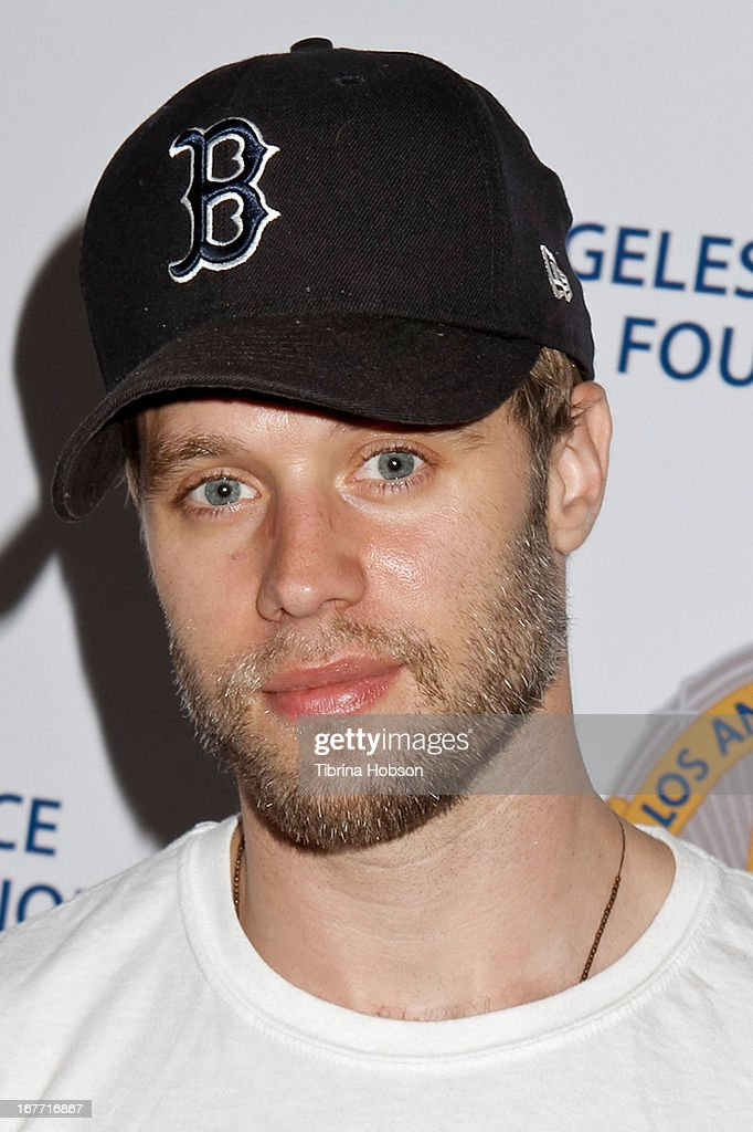 <a gi-track='captionPersonalityLinkClicked' href=/galleries/search?phrase=Shaun+Sipos&family=editorial&specificpeople=660503 ng-click='$event.stopPropagation()'>Shaun Sipos</a> attends the Los Angeles Police Memorial Foundation's celebrity poker tournament at Saban Theatre on April 27, 2013 in Beverly Hills, California.