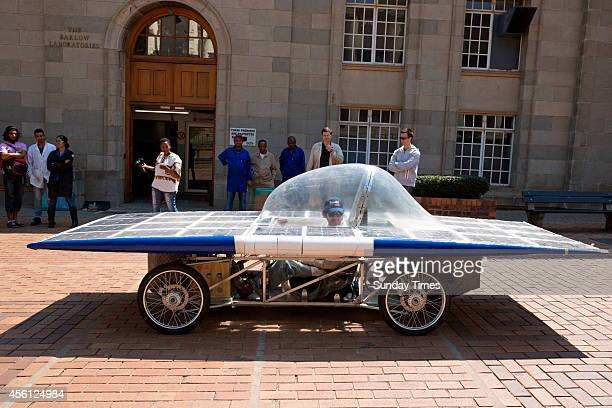 solar car research paper