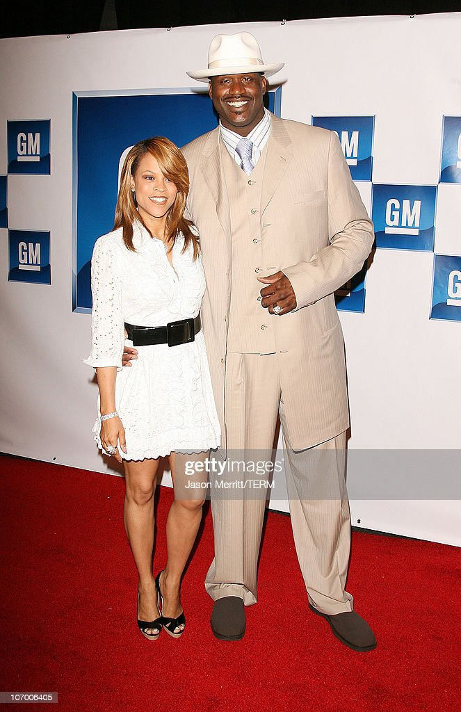 General Motors Presents 3rd Annual GM All-Car Showdown Hosted by Shaquille