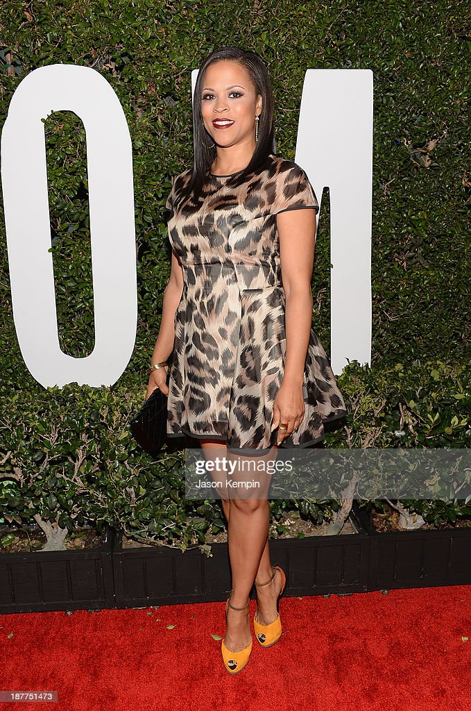 """Premiere Of The Weinstein Company's """"Mandela: Long Walk To Freedom"""" - Arrivals"""