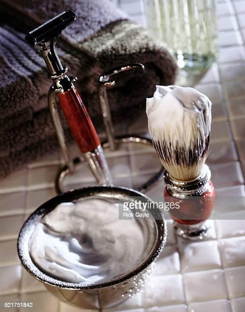 Shaving equipment