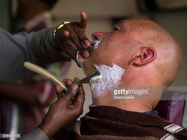 Rasieren in Indien