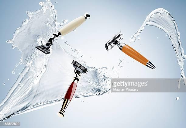 shaving razor blade