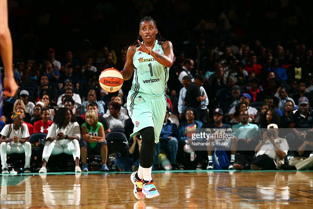 Phoenix Mercury v New York Liberty