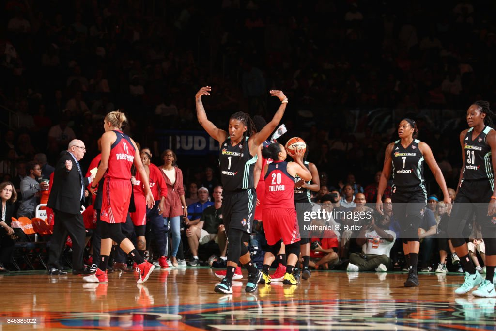 Washington Mystics v New York Liberty