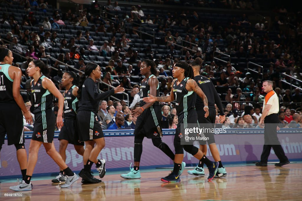 Seattle Storm v New York Liberty