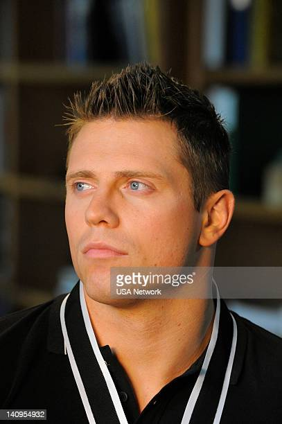 PSYCH 'Shawn and the Real Girl' Pictured Michael 'The Miz' Mizanin as Mario