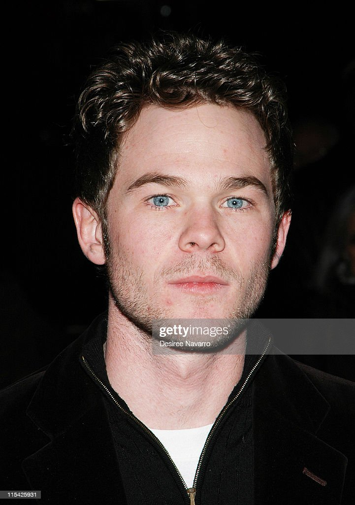 Shawn Ashmore during '3 Needles' New York Premiere - Outside Arrivals at Museum of Modern Art in New York City, New York, United States.