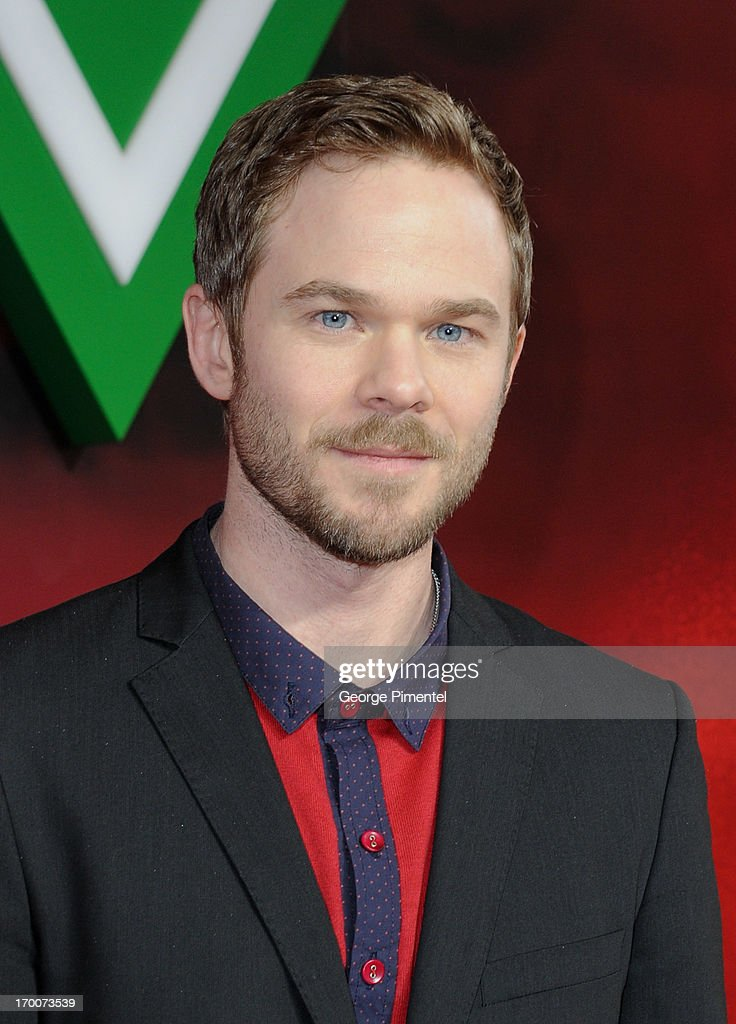Shawn Ashmore from 'The Following' attends CTV Upfront 2013 Presentation at Sony Centre For Performing Arts on June 6, 2013 in Toronto, Canada.