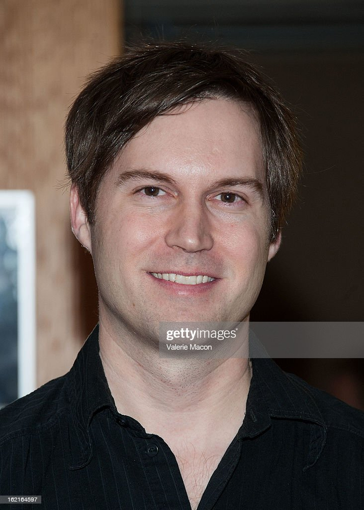 Shawn Christensen attends The Academy Of Motion Picture Arts And Sciences Presents Oscar Celebrates: Shorts at AMPAS Samuel Goldwyn Theater on February 19, 2013 in Beverly Hills, California.