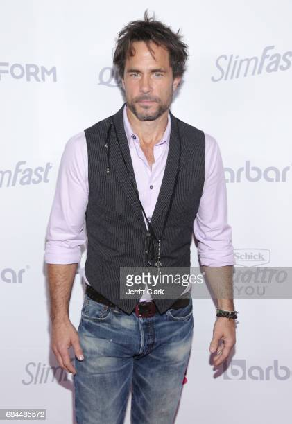 Shawn Christian attends OK Magazine's Summer KickOff Party at W Hollywood on May 17 2017 in Hollywood California