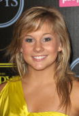 Shawn Johnson attends the ESPY's Celebration Of Champions Athlete Kickoff at J Bar on July 14 2009 in Los Angeles California