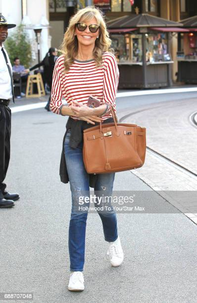 Shawn King is seen on May 25 2017 in Los Angeles CA