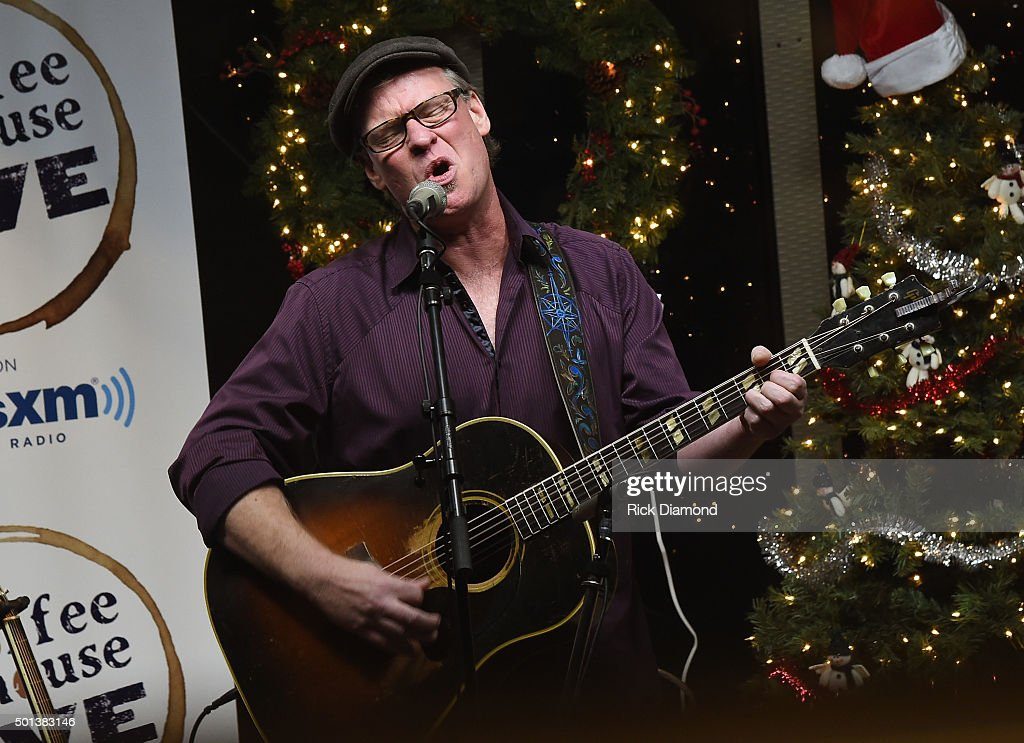 <a gi-track='captionPersonalityLinkClicked' href=/galleries/search?phrase=Shawn+Mullins&family=editorial&specificpeople=3255964 ng-click='$event.stopPropagation()'>Shawn Mullins</a> performs during 'Let It Snow' SiriusXM Acoustic Christmas With Jewel And <a gi-track='captionPersonalityLinkClicked' href=/galleries/search?phrase=Shawn+Mullins&family=editorial&specificpeople=3255964 ng-click='$event.stopPropagation()'>Shawn Mullins</a> at SiriusXM Music City Theatre on December 14, 2015 in Nashville, Tennessee.