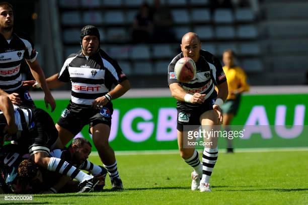 Shawn PERRY Stade Francais / Brive 6 eme journee Top14 Stade Charlety