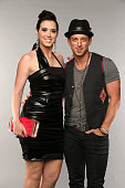 Shawna Thompson and Keifer Thompson of Thompson Square pose at the 2013 CMT Music awards at the Bridgestone Arena on June 5 2013 in Nashville...