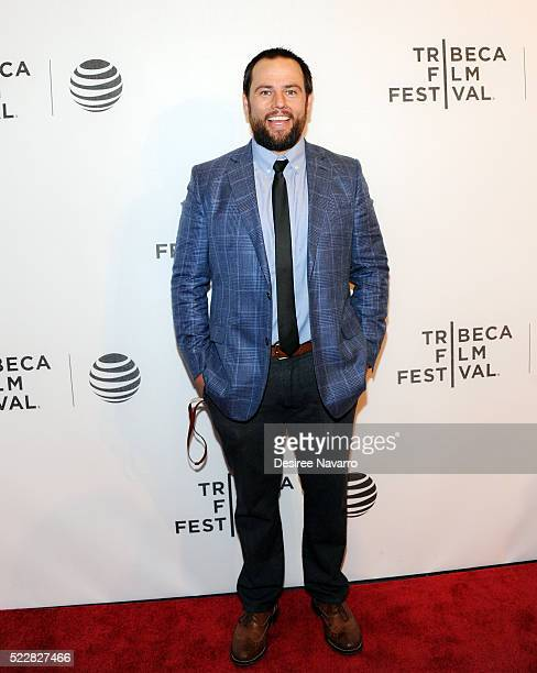 Shay Butler attends Tribeca Digital Creators Market Special Screening 'Vlogumentary' 2016 Tribeca Film Festival at Spring Studios on April 20 2016 in...