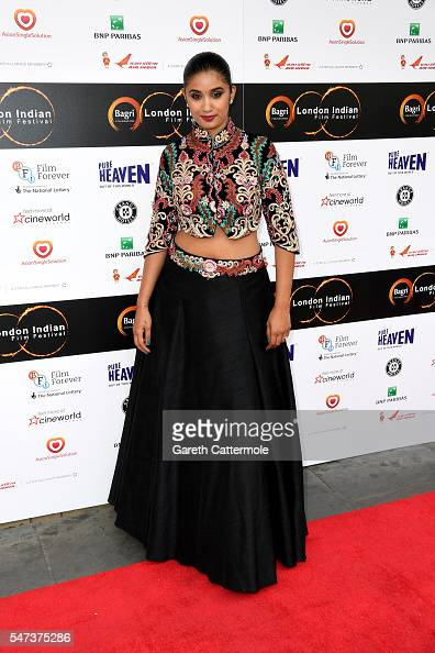Shay Grewal arrives at the opening night of the London Indian Film Festival at Cineworld Cinemas on July 14 2016 in London England