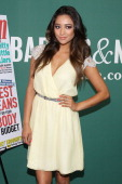 Shay Mitchell attends her Seventeen magazine cover celebration at Barnes Noble Union Square on July 7 2012 in New York City