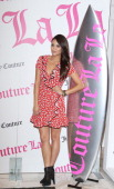 Shay Mitchell attends the Juicy Couture and Shay Mitchell celebrate the launch of 'Couture La La' held on January 30 2013 in Beverly Hills California