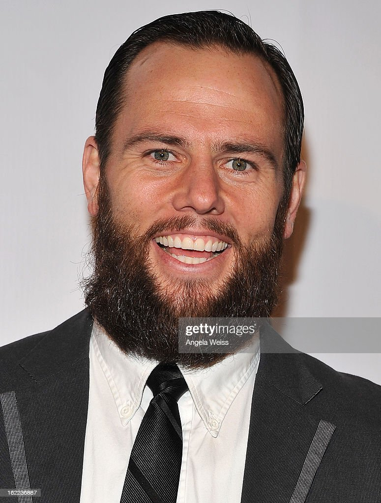 Shaycarl arrives at TheWrap 4th Annual Pre-Oscar Party at Four Seasons Hotel Los Angeles at Beverly Hills on February 20, 2013 in Beverly Hills, California.