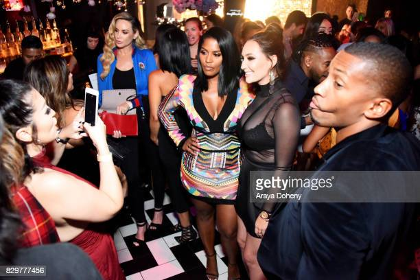 Shayla Mitchell attends Maybelline New York Celebrates First Ever Cobranded Product Collection With Beauty Influencer Shayla Mitchell at 1OAK on...