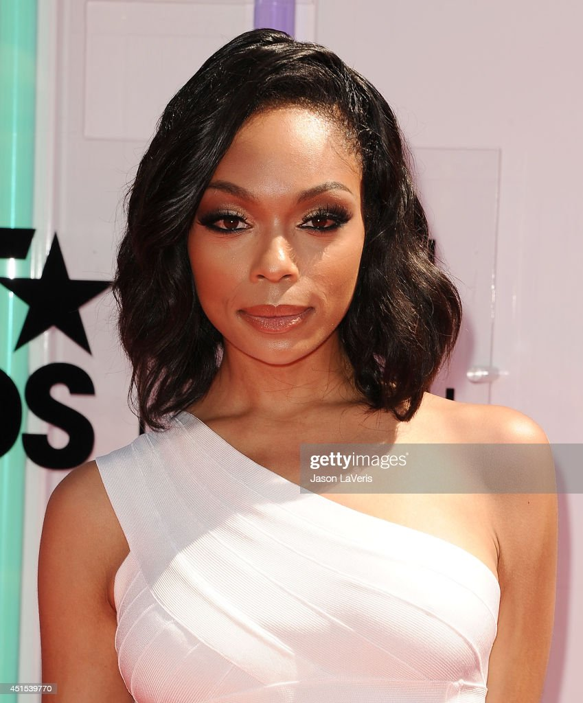 Shayne Murphy attends the 2014 BET Awards at Nokia Plaza L.A. LIVE on June 29, 2014 in Los Angeles, California.