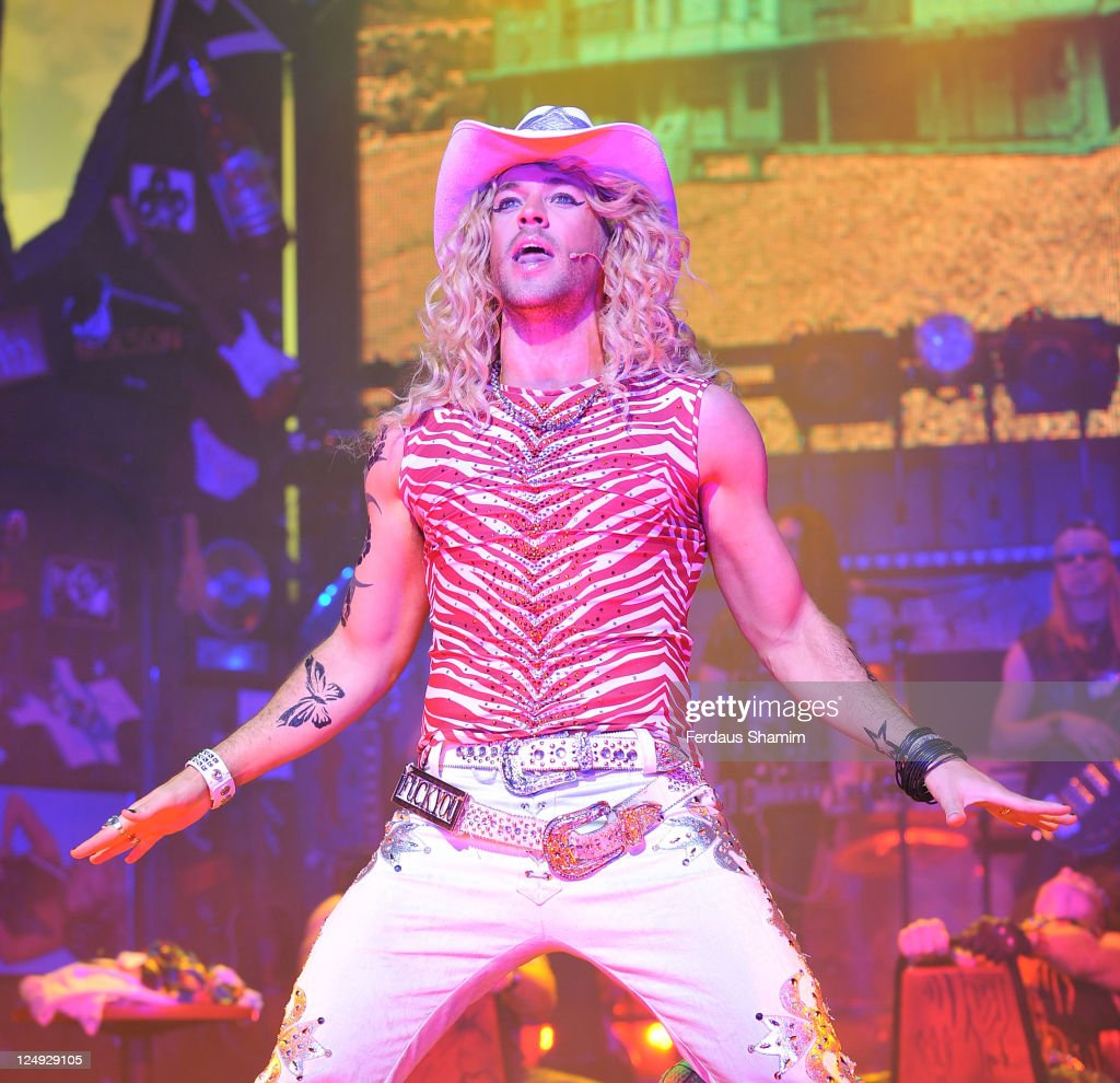 Rock of Ages: The Musical - Photo call