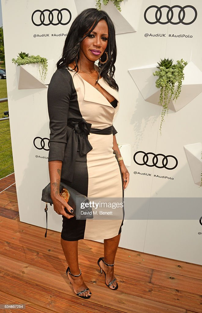 <a gi-track='captionPersonalityLinkClicked' href=/galleries/search?phrase=Shaznay+Lewis&family=editorial&specificpeople=212735 ng-click='$event.stopPropagation()'>Shaznay Lewis</a> attends day one of the Audi Polo Challenge at Coworth Park on May 28, 2016 in London, England.