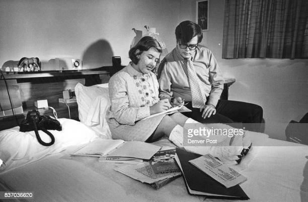 OCT 29 1970 NOV 5 1970 NOV 11 1970 'She has great spirit' teacher George Stevens says of Cheryl Wehling whose legs are in casts from recent surgery...