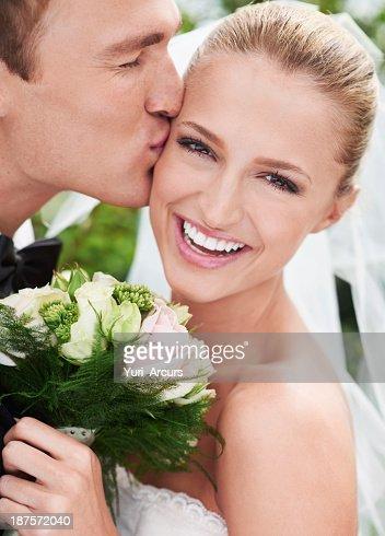 She is his dream come true