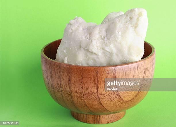 Le beurre de karité, brutes et bio