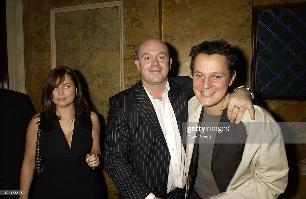 Sheba Ronay, Ross Kemp And Jonny Yeo, Almost Every Pop Group Turned Up At To Home House To Celebrate The Home Magazine, BMG Brits Party At Home House, London