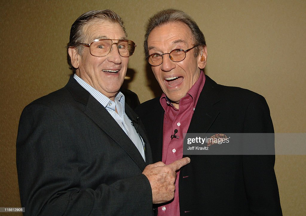 Shecky Greene and Norm Crosby *Exclusive Coverage*