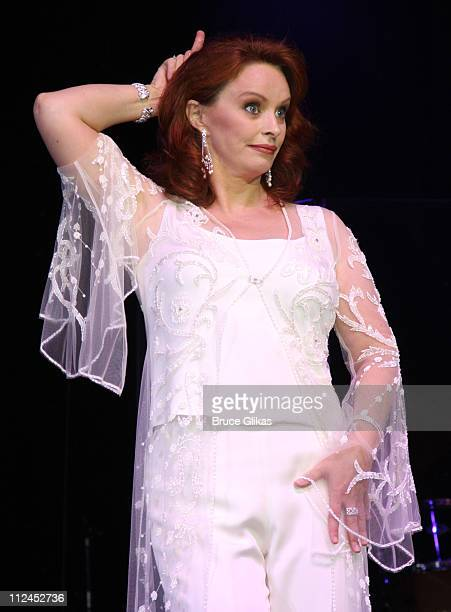 COVERAGE* Sheena Easton performs on the 2008 R Family Vacations Summer Adventure cruise at sea aboard the Norwegian Dawn on July 14 2008
