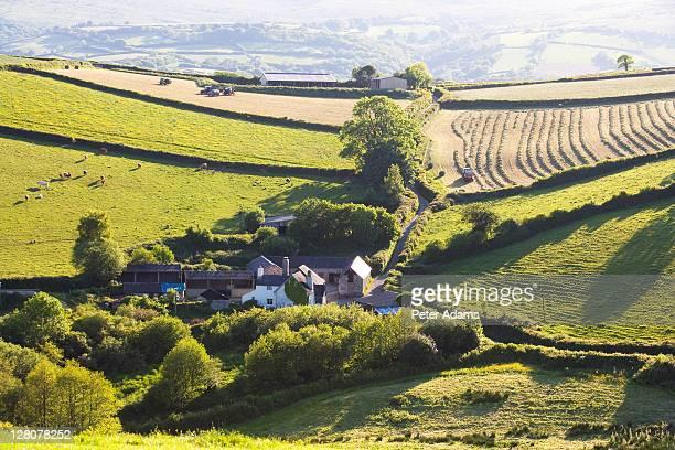 Sheepstor, Dartmoor, Devon, England, UK