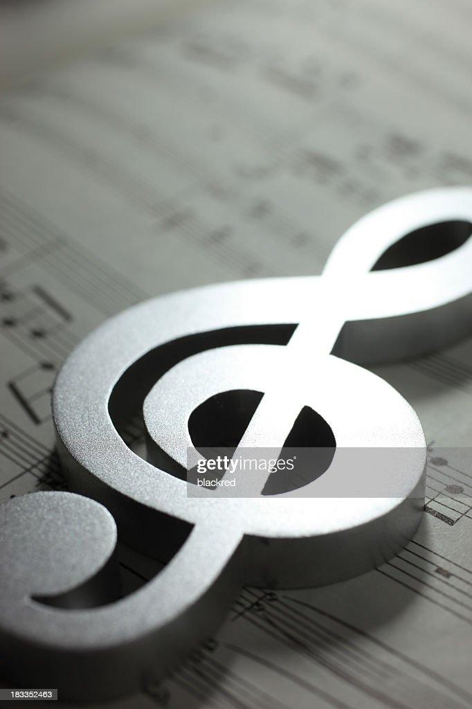 Sheet Music and Musical Symbol