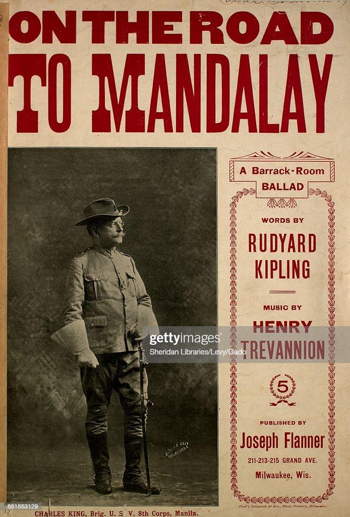 Rudyard Kipling road to mandalay
