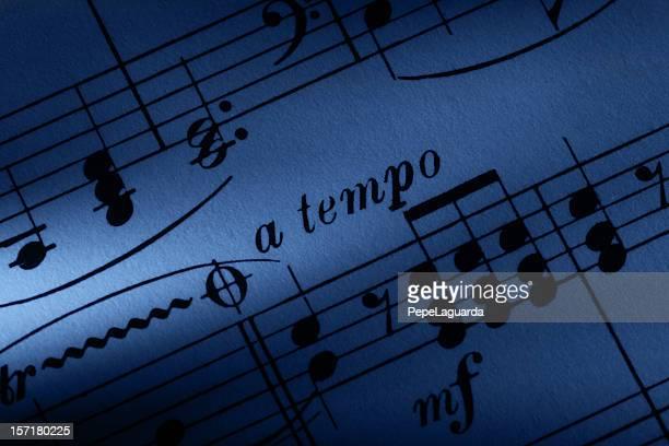 楽譜マクロ