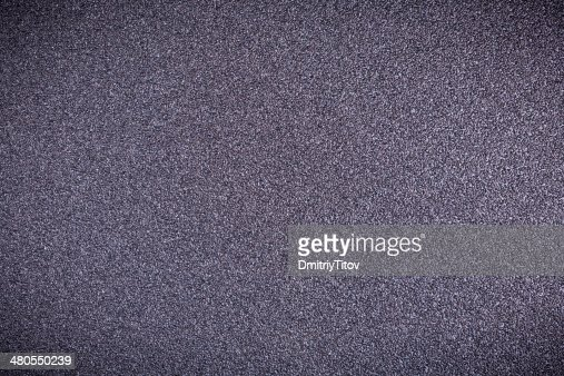Lámina de papel de lija negro : Foto de stock