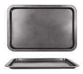 This is a sheet pan baking tray for oven.