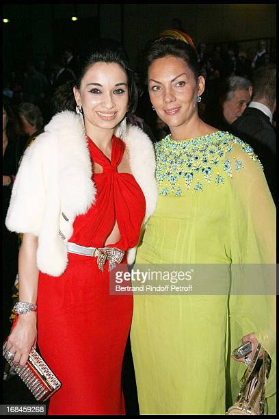 Sheetal Mafatlal and Hermine of Clermont Tonnerre at 2nd International Encounters Of Cinema Verite A Opera Bastille