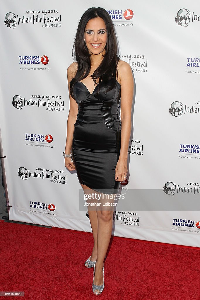 Sheetal Sheth attends the 11th Annual Indian Film Festival Of Los Angeles - Opening Night Gala for 'Gangs Of Wasseypur' at ArcLight Hollywood on April 9, 2013 in Hollywood, California.