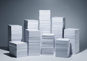 45,000 sheets of paper